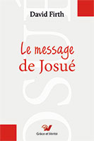 9782853310680, josué, commentaire, david firth