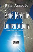 9782890820579, ésaïe, jérémie, frédéric godet