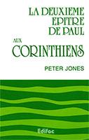 9782904407130, commentaire, corinthiens, peter jones