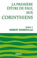 9782904407307, commentaire, corinthiens, robert somerville