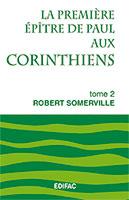 9782904407383, commentaire, corinthiens, robert somerville