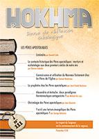 hokhma 111, réflexion théologique