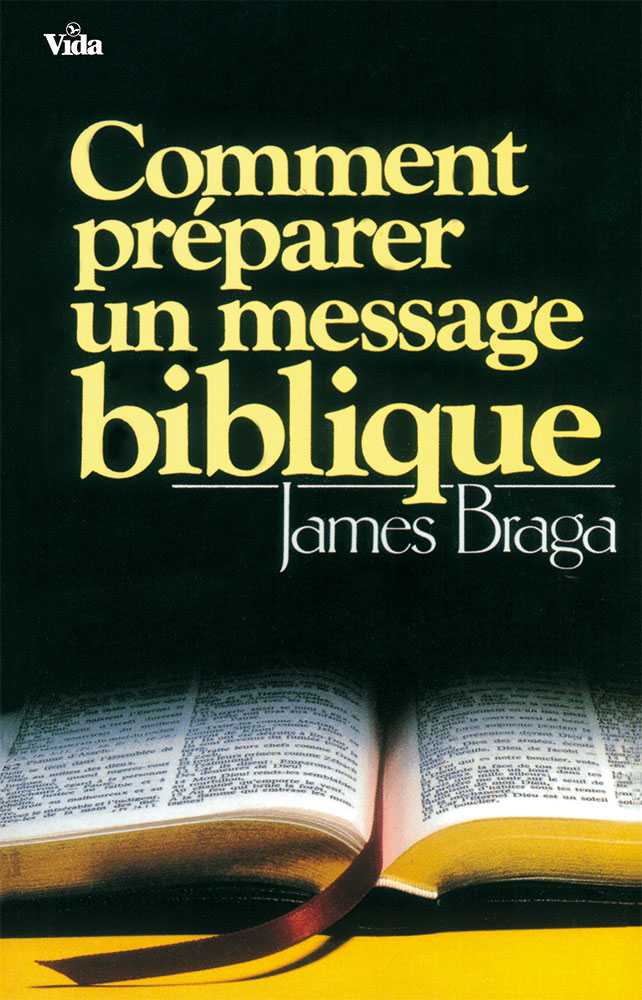 comment pr u00e9parer un message biblique