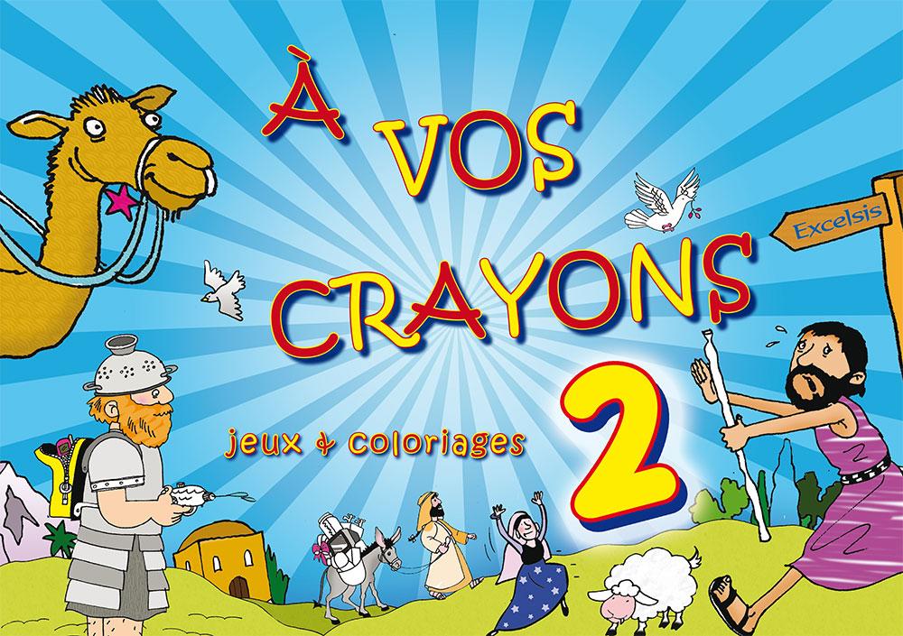 Vos crayons 2 jeux et coloriages - Jeux et coloriage ...