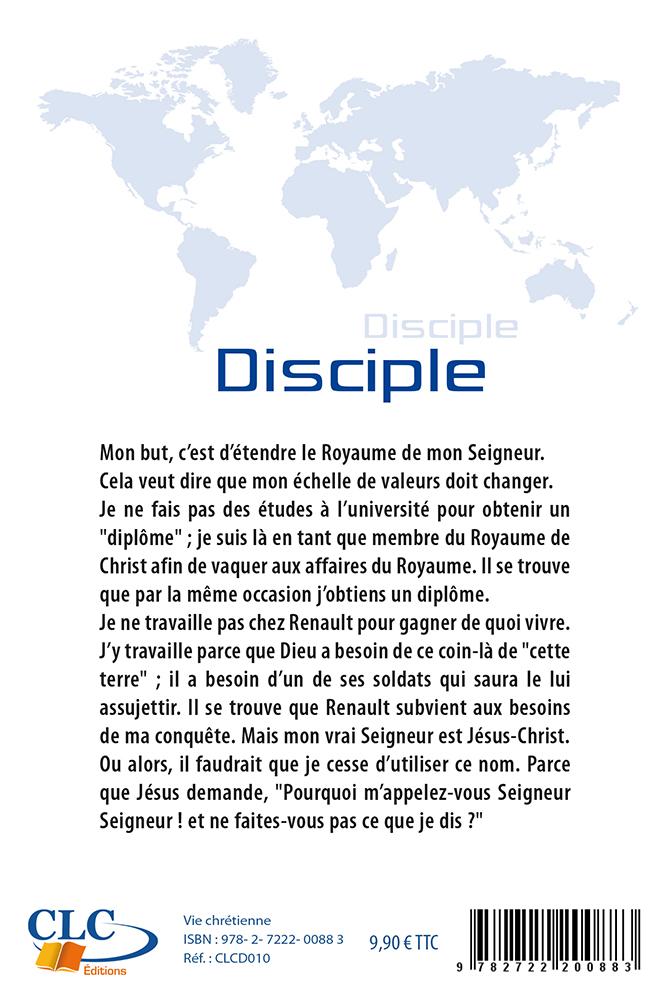 disciple excelsis