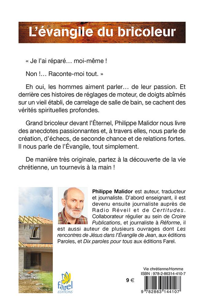 L 233 Vangile Du Bricoleur Bo 238 Te 224 Outils De La Vie Chr 233 Tienne border=