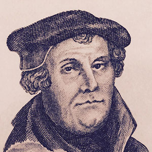 Martin, Luther, reformateur, Bible, commentaires