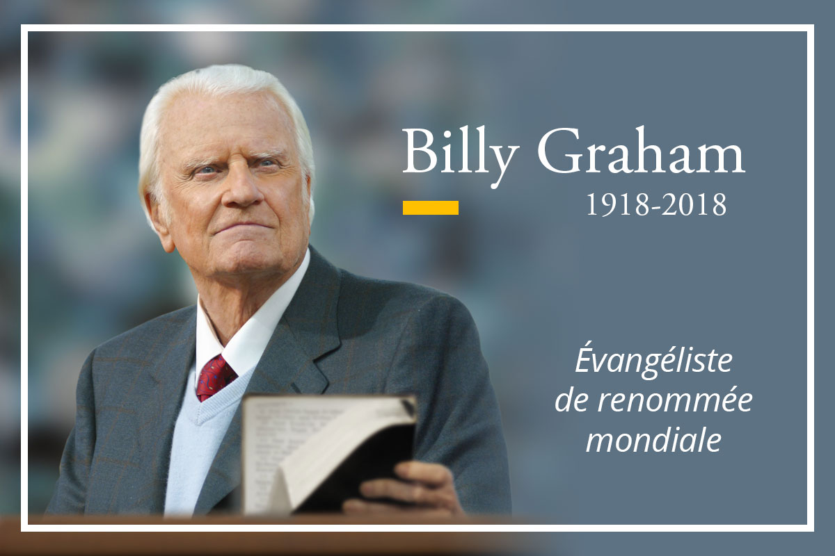 billy graham, évangéliste